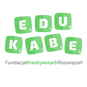 logo edukabe fundacja bez tla